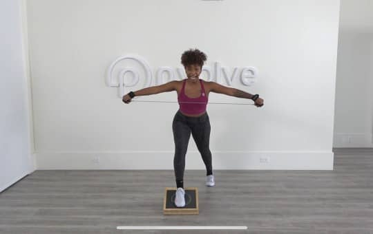 p.volve workout class results