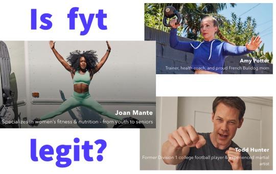 find your trainer legit personal training