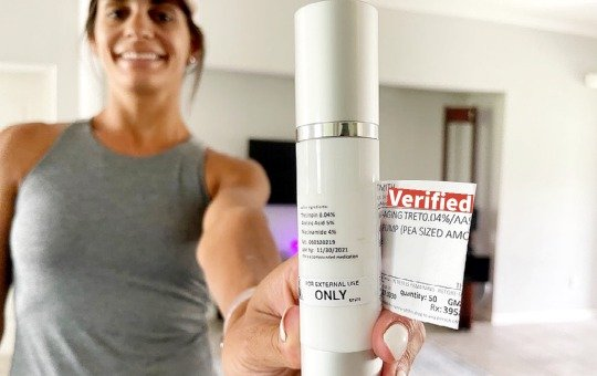 tami smith verified review of wisp skincare product