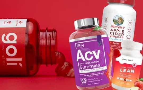 acv gummies best brands together