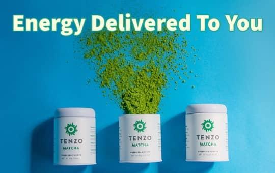 energy benefit tenzo tea