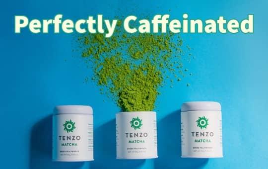 health and wellness benefit tenzo tea