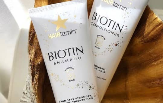 biotin hair shampoo conditioner