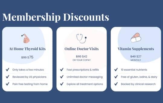 membership discount pricing paloma health