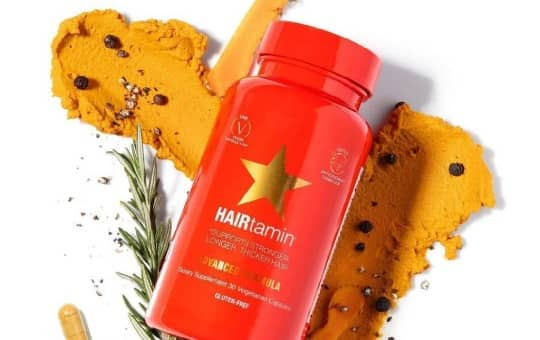 rating HAIRtamin for hair growth