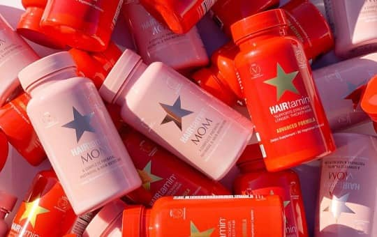 hairtamin products