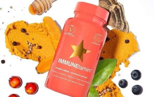 immunetamin supplement