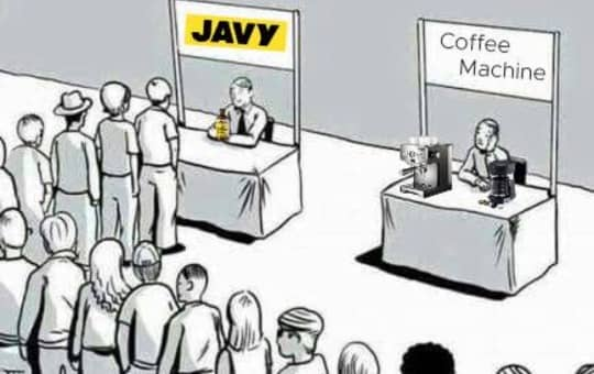 javy coffee better than traditional coffee