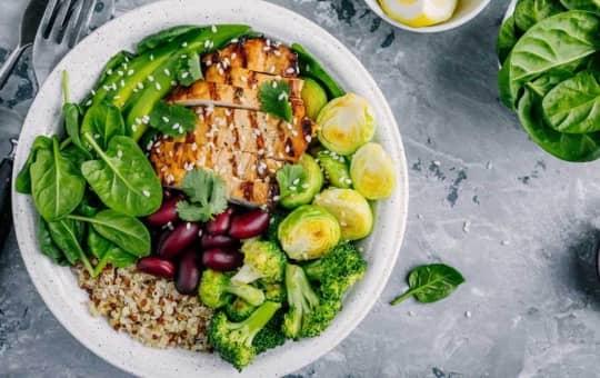 macro diet looks like this