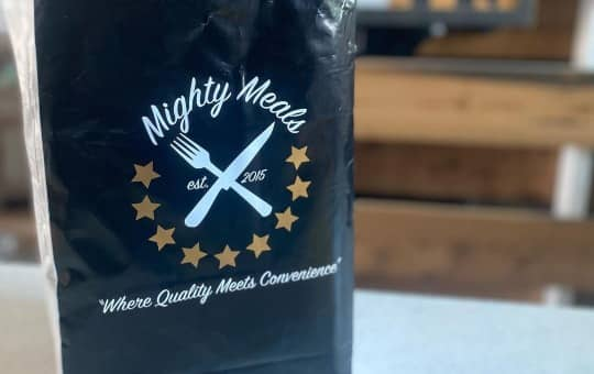 mighty meals excellent food delivery brand