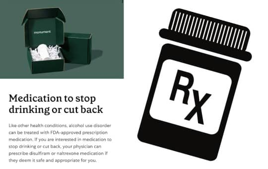 monument prescription medication