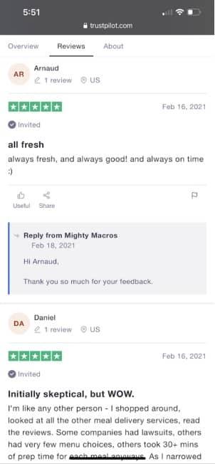 real customer review mighty macros 1