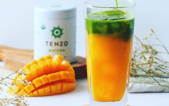 tenzo matcha specialty drink 1