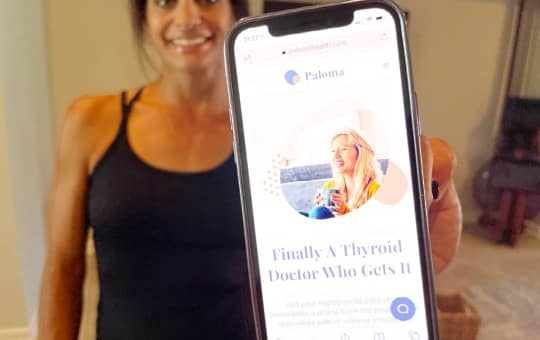 paloma health verified review by fithealthymomma