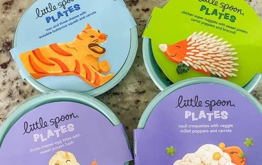 little spoon nutritional content