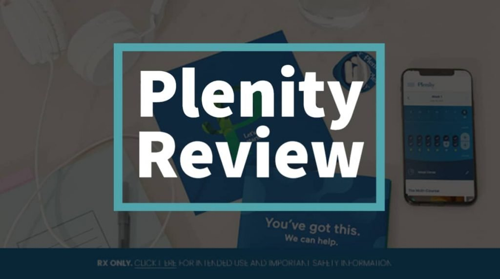 plenity weight loss review rx - fit healthy momma